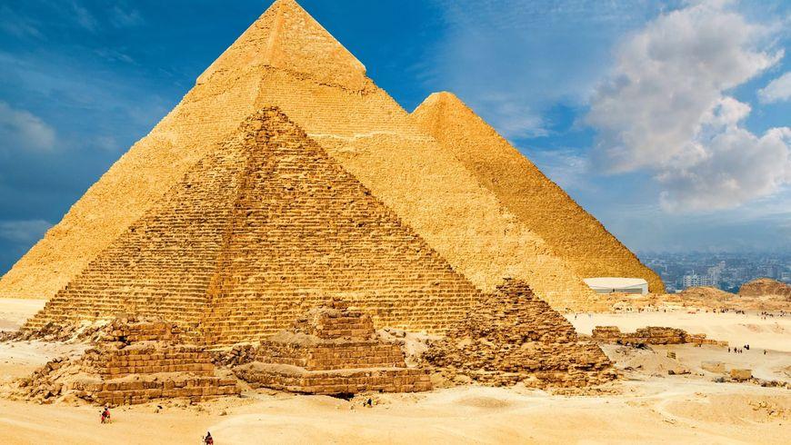 Путешествие в Каир - экскурсии