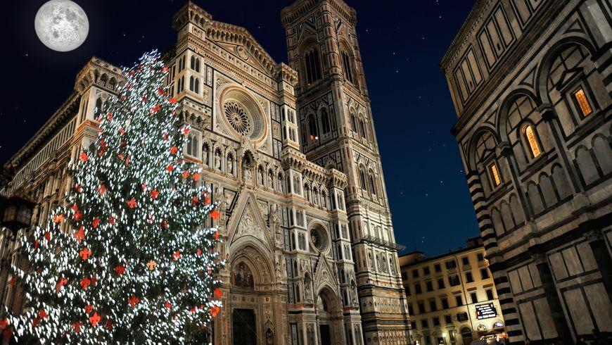 Рождественская сказка во Флоренции - экскурсии