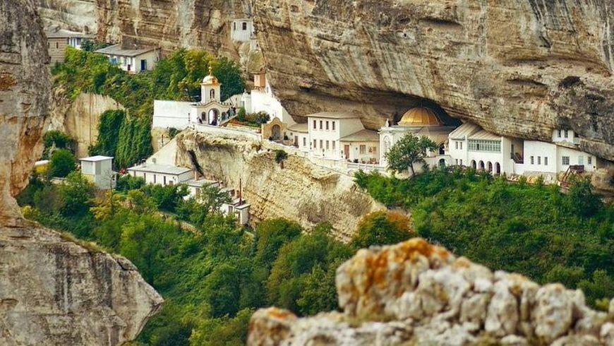 Встолицу Крымского ханства - экскурсии