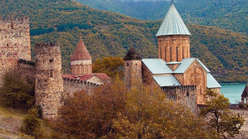 Тбилиси и Мцхета - экскурсии