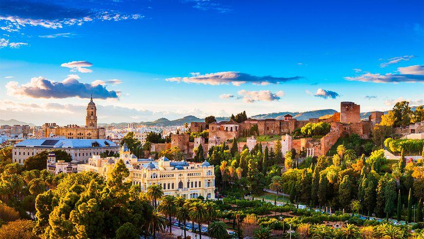 Обзорная экскурсия по Малаге c дегустацией вина - экскурсии