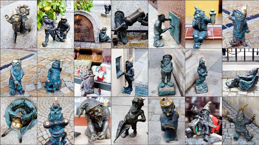 На поиски гномов Вроцлава - экскурсии