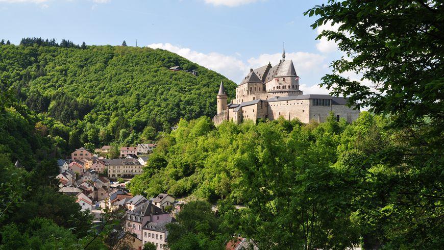 Замки Люксембурга - экскурсии