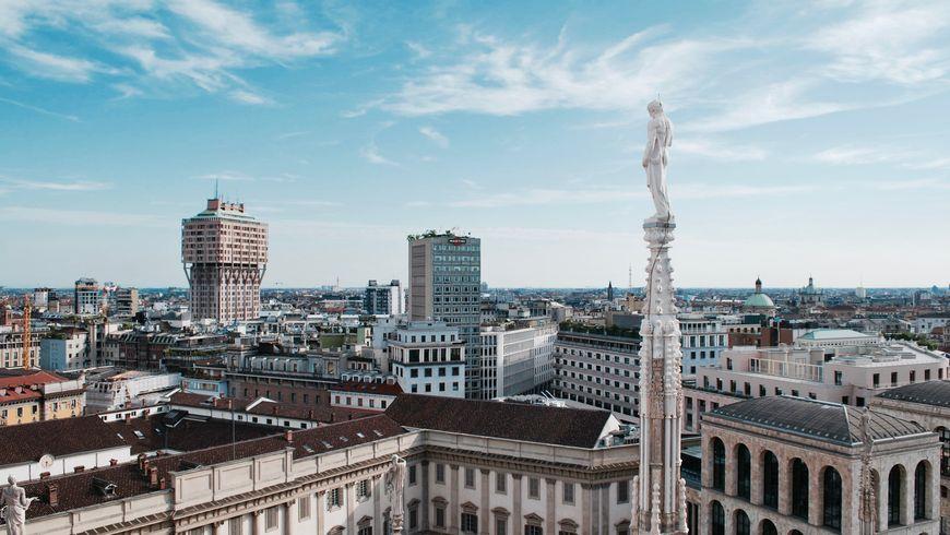 Милан глазами архитектора - экскурсии