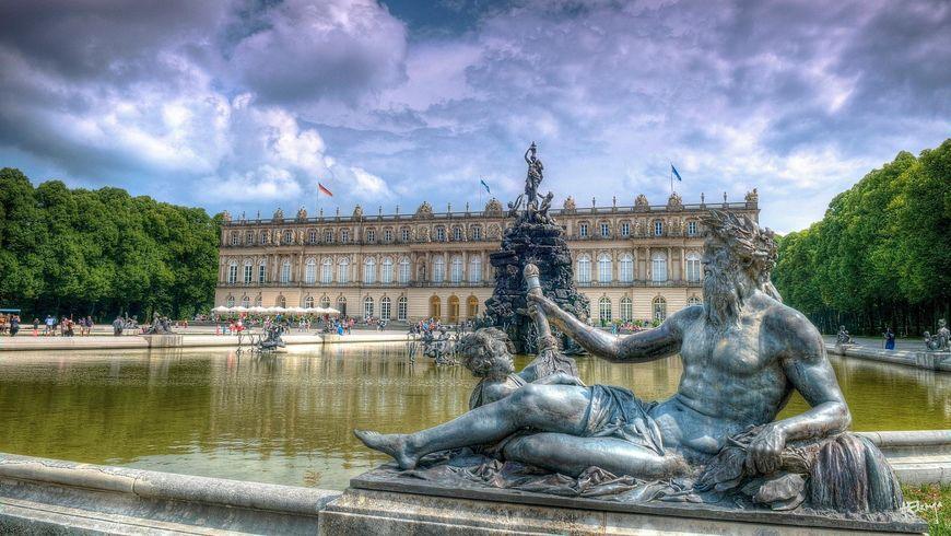 Дворец Херренкимзе: баварский Версаль на озере - экскурсии