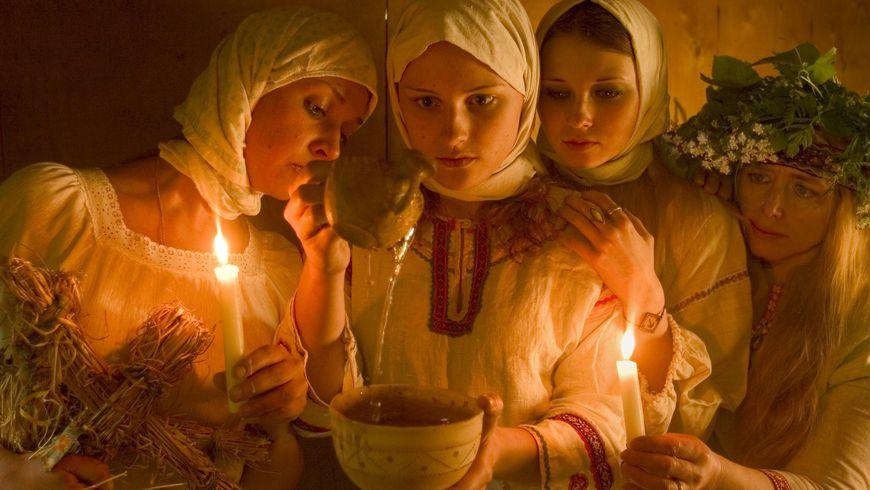 Отпоста досвяток— рождественские истории Москвы - экскурсии