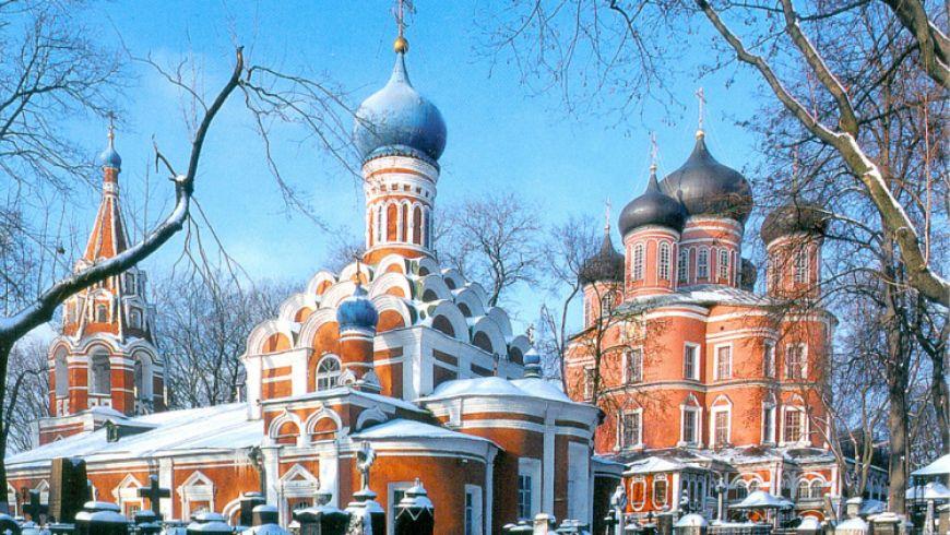 Донской монастырь — Сен-Жерменское предместье старой Москвы - экскурсии