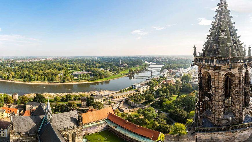 Город поимении Отто— великолепный Магдебург - экскурсии