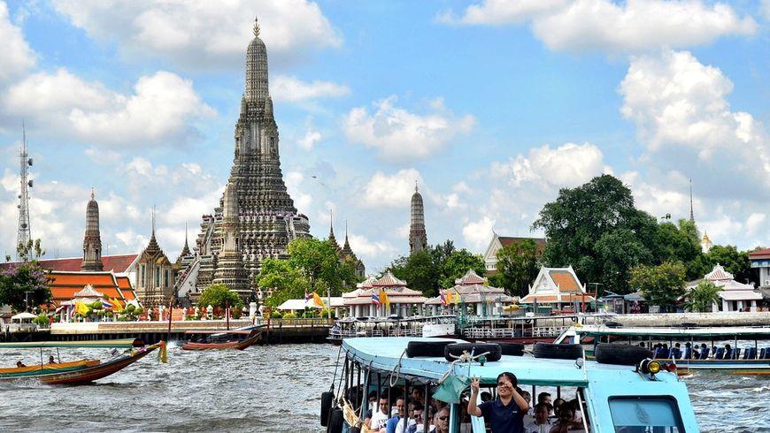 Первый день в Бангкоке - экскурсии