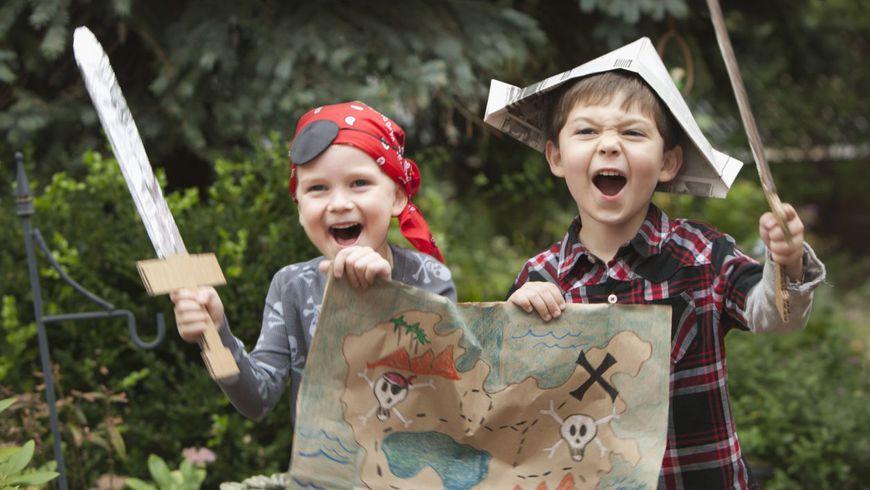 Экскурсия-квест «Напоиски пиратских сокровищ!» - экскурсии