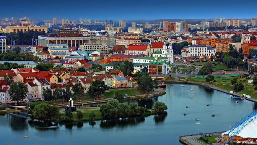 Минск сквозь века - экскурсии