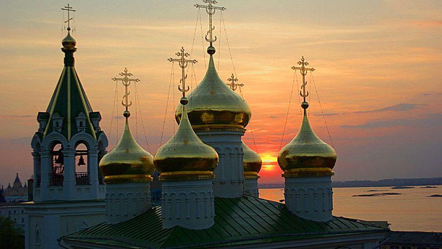 Конфессии Нижнего Новгорода - экскурсии