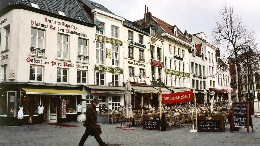 Историческая прогулка по Антверпену - экскурсии