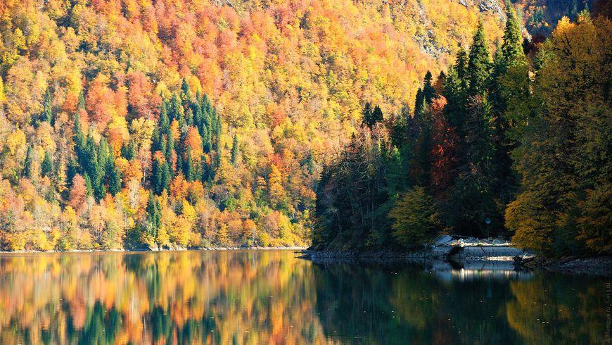 Осенние сказки Абхазии - экскурсии