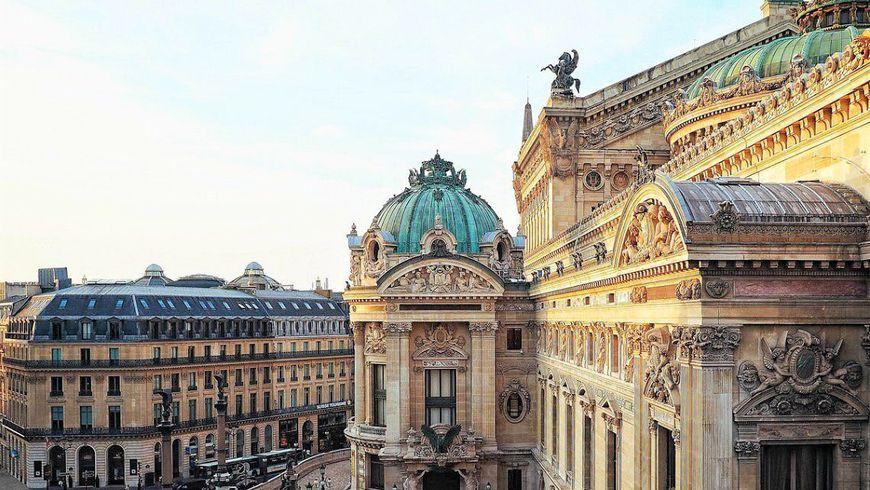 Шарм и блеск Парижа - экскурсии