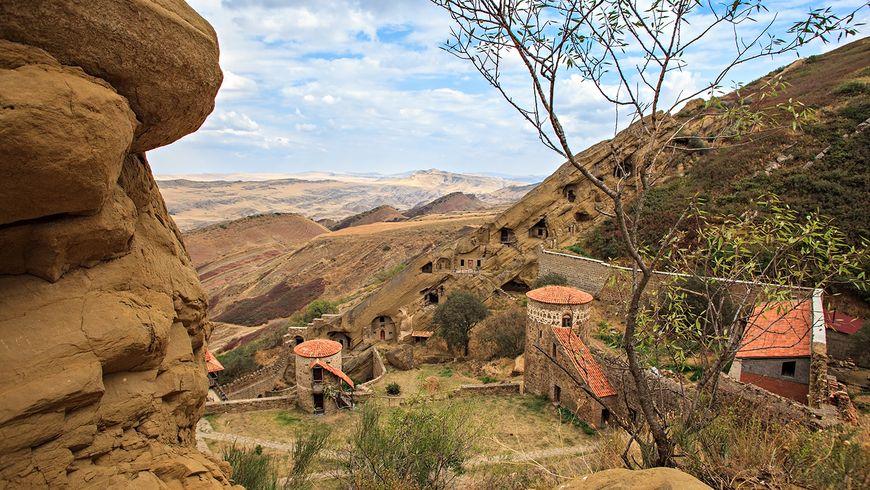 Фотопрогулка в Давид Гареджи. Пустыня и древние монастыри - экскурсии