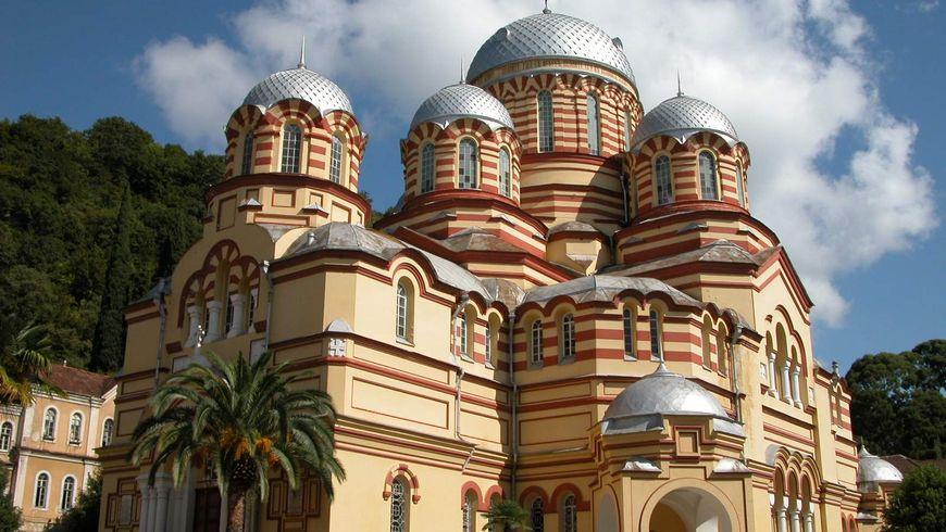Новый Афон. Истоки христианства на Кавказе - экскурсии