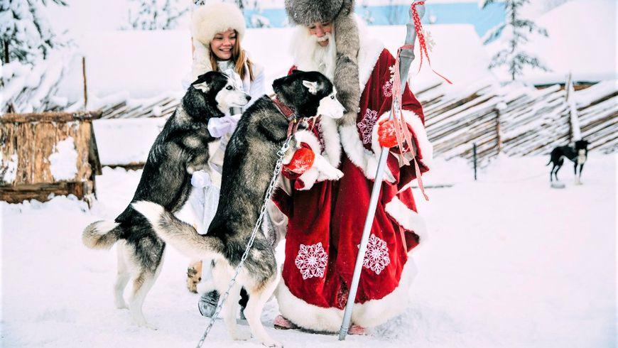 В гости к карельскому Деду Морозу! - экскурсии