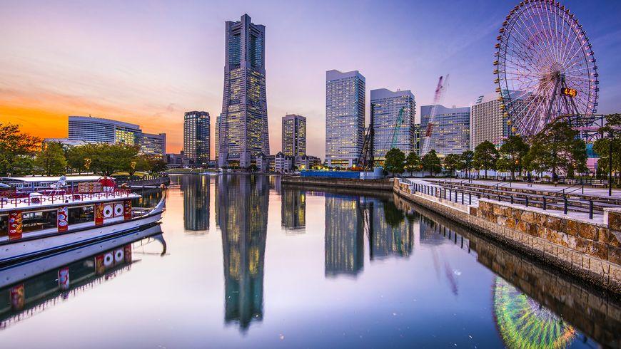Путешествие в Камакуру и Йокогаму - экскурсии