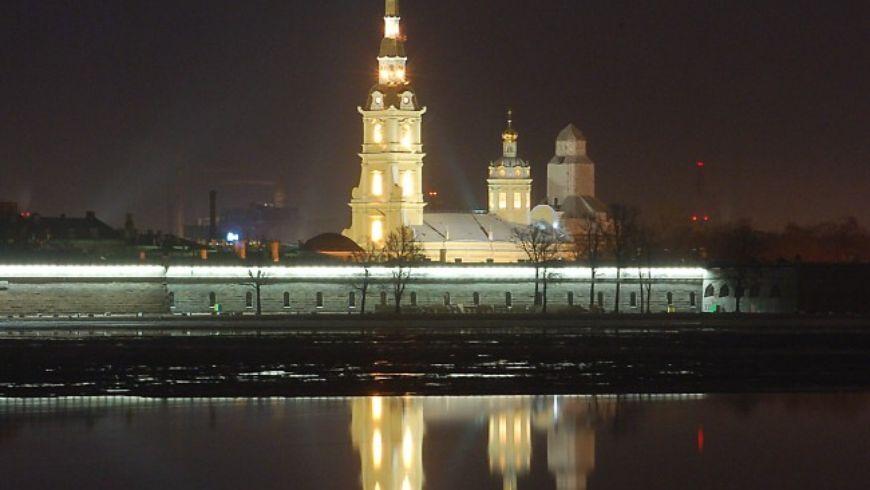Петербурга парадное лицо. На автомобиле с водителем-экскурсоводом - экскурсии