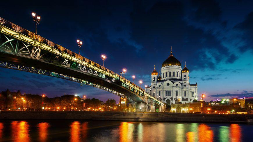 Вечерние краски столицы - экскурсии