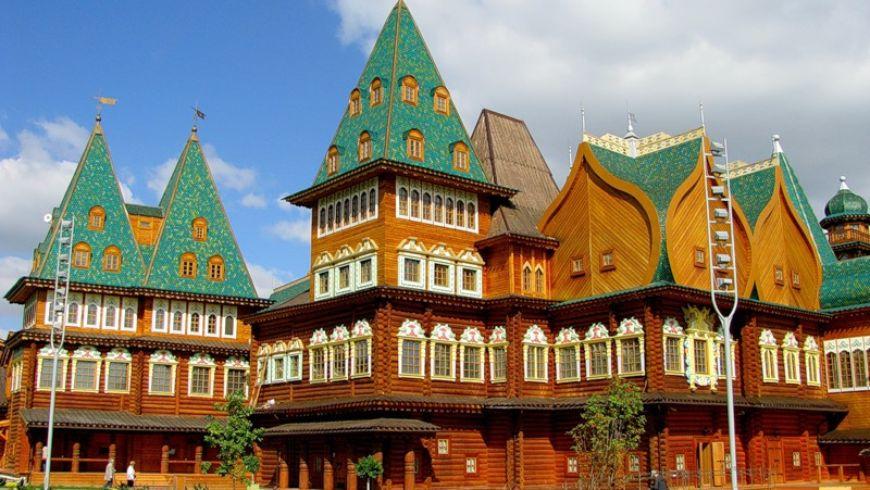 Коломенский дворец — традиции русского средневековья - экскурсии