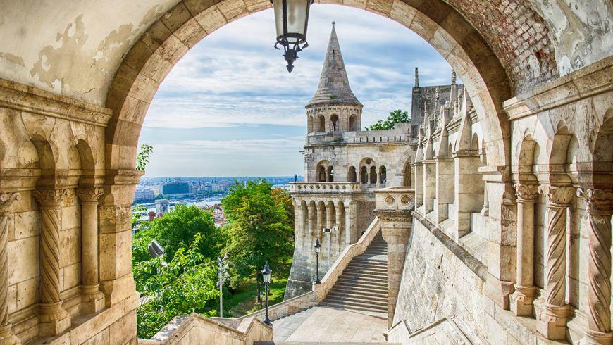 Ну как не полюбить Будапешт! - экскурсии