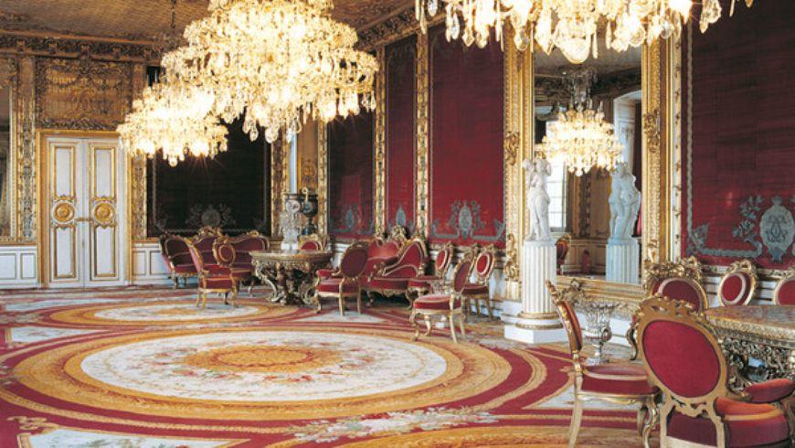 Визит в Королевский дворец Стокгольма - экскурсии