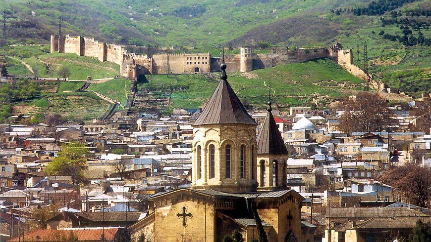 Древний Дербент и цитадель Нарын-Кала - экскурсии