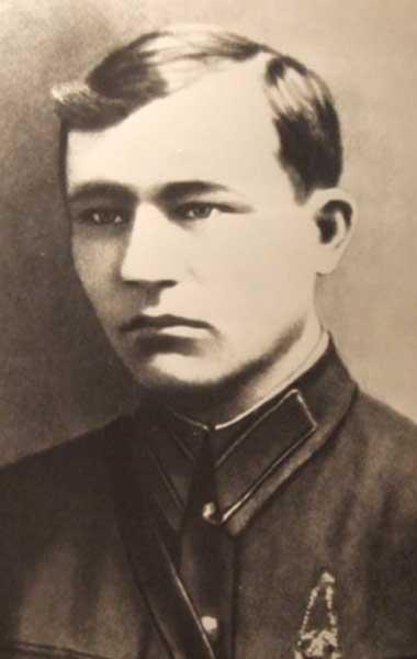 Лейтенант Кижеватов
