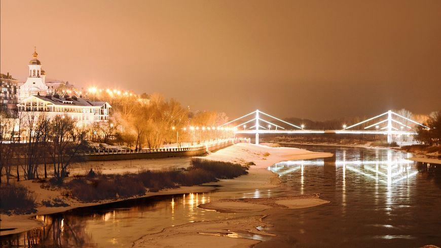 Исторический центр Оренбурга - экскурсии