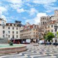 Весь Лиссабон: пешком