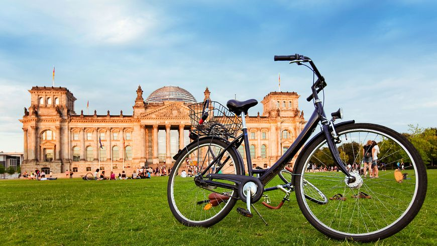 По Берлину на велосипеде! - экскурсии