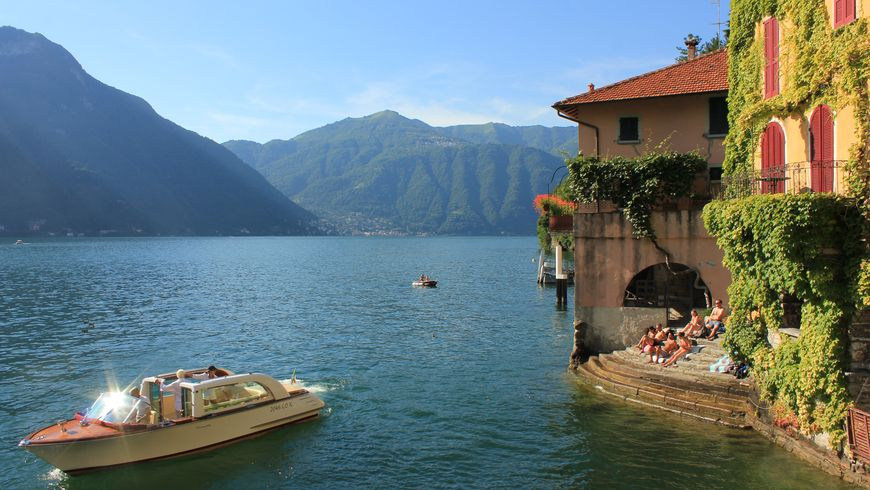 Из Милана к озеру Комо - экскурсии