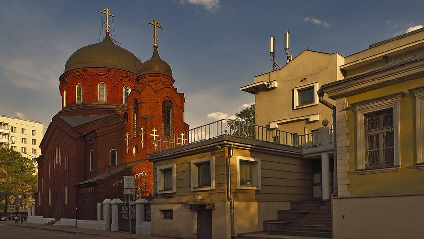 Замоскворечье – другая Москва - экскурсии