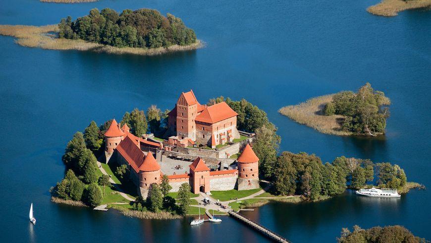 Тракай — резиденция литовских князей - экскурсии