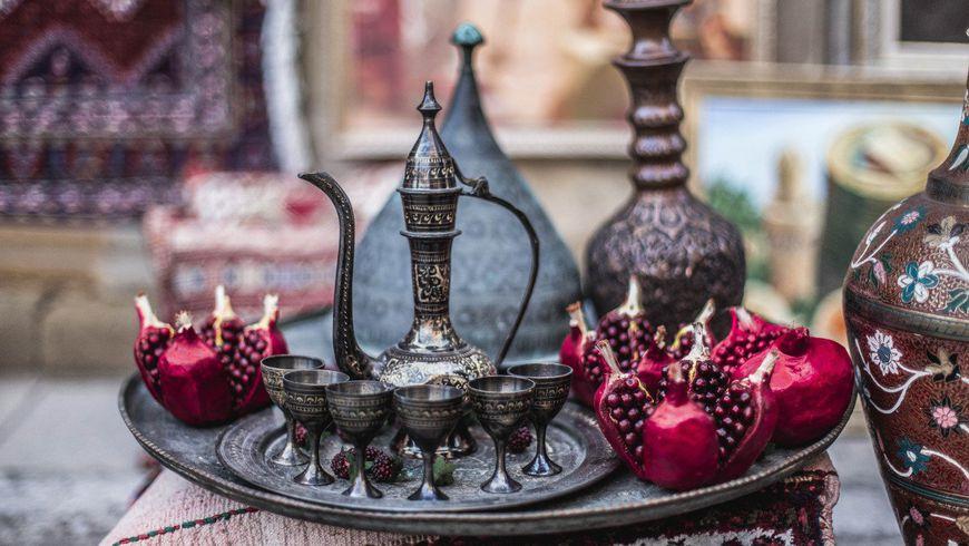 Бакинские базары вдоль и поперек - экскурсии