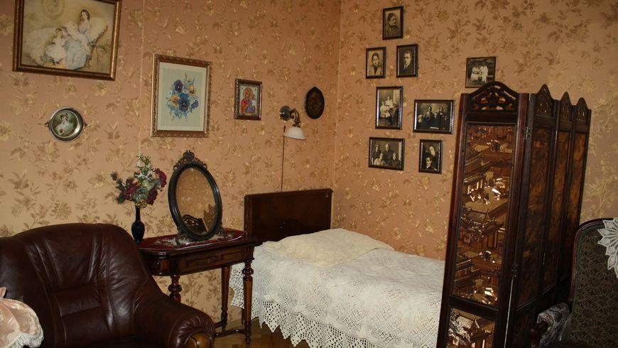 Старинная квартира доходного дома - экскурсии