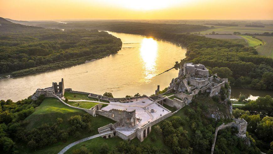 Мужество и любовь замка Девин - экскурсии