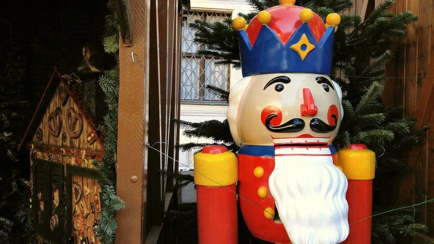 Волшебство немецких Рождественских ярмарок - экскурсии