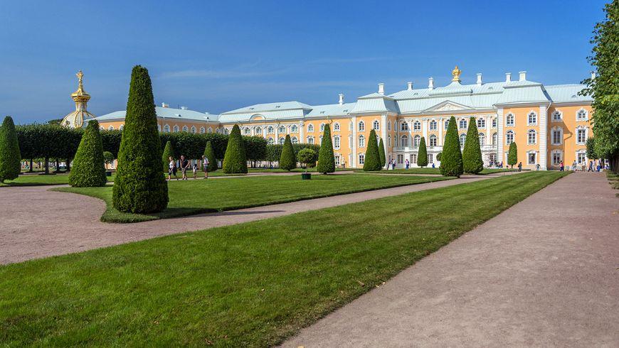 Великолепный дворец Петергофа - экскурсии