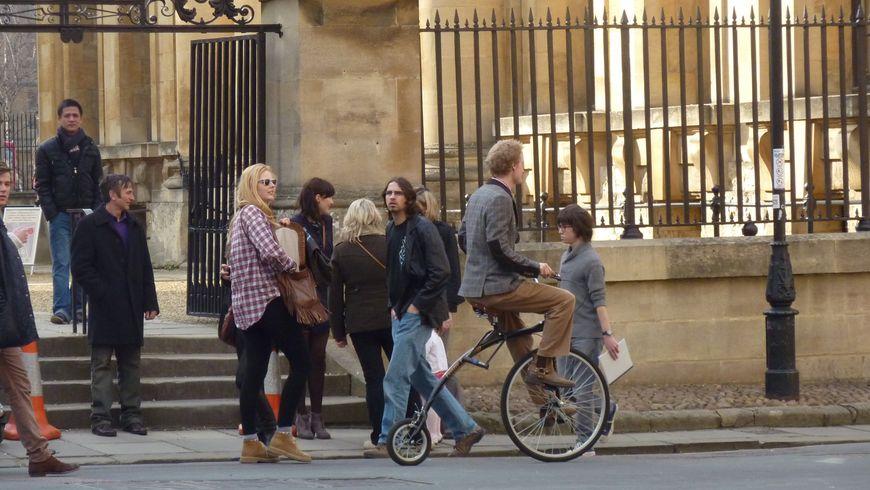 Мой Оксфорд — ваш Оксфорд - экскурсии