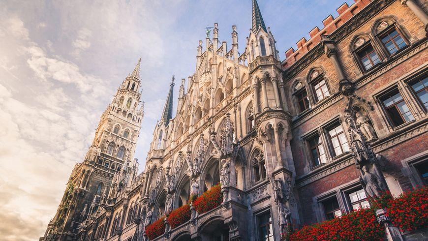 Путешествие во времени — авто-пешеходная экскурсия по Мюнхену - экскурсии