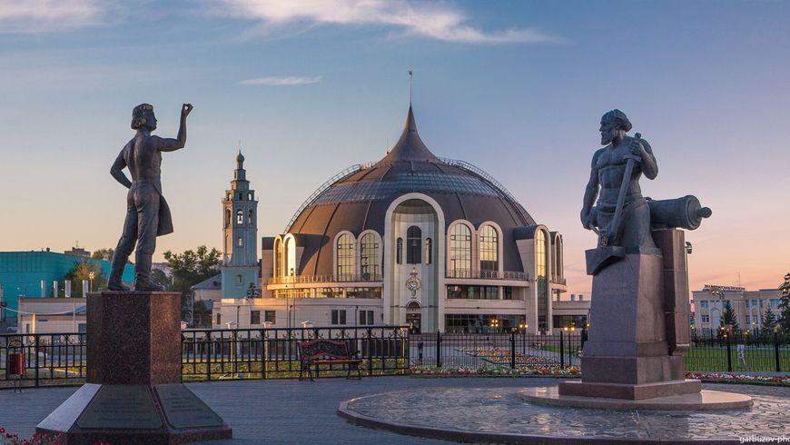 Тула — город героев и мастеров - экскурсии
