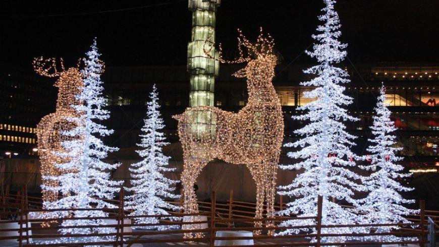 За рождественской сказкой в Стокгольм - экскурсии