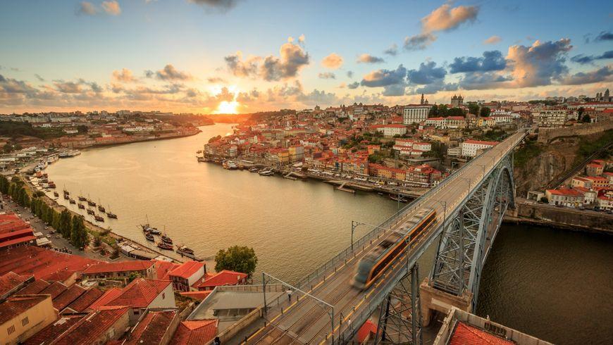 Лучшие смотровые площадки Порту - экскурсии
