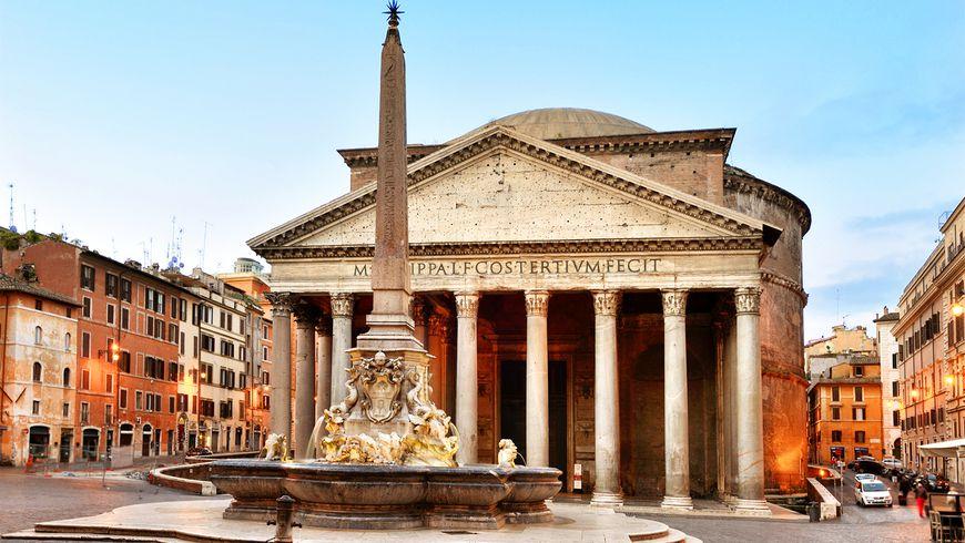 Душевный Рим - экскурсии