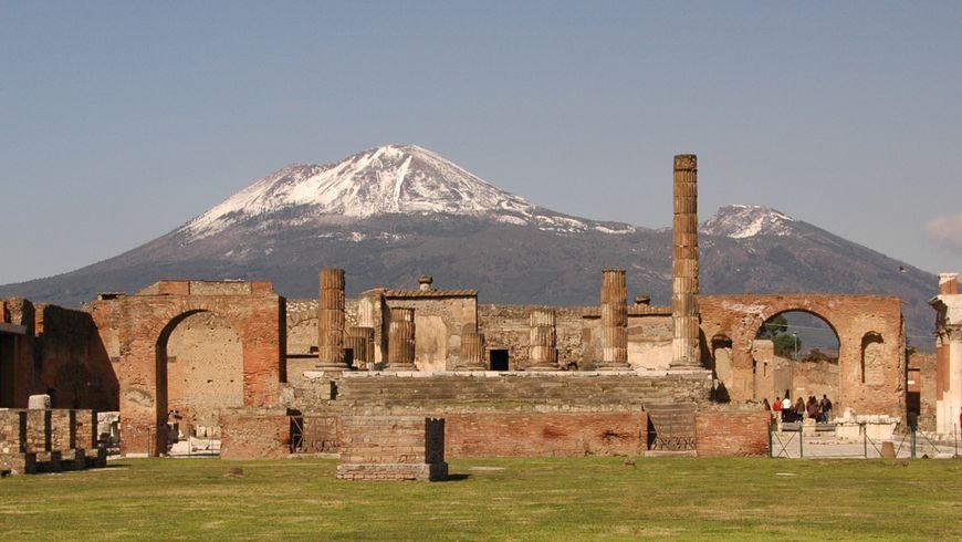 Помпеи – античная машина времени - экскурсии