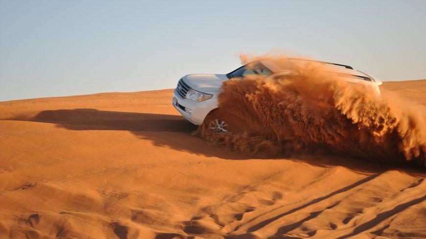 Сафари по Аравийской пустыне - экскурсии