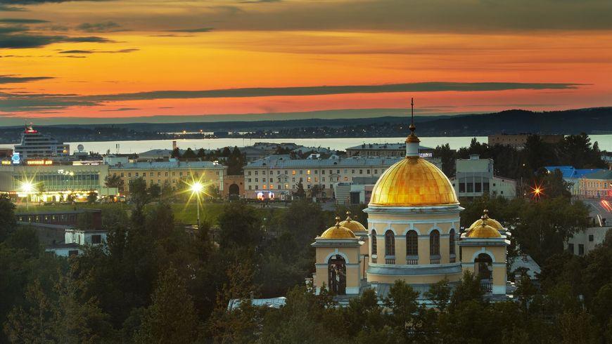 Прогулка по столице Карелии - экскурсии